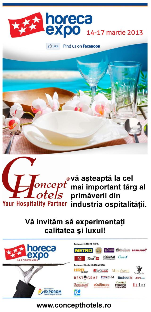 Invitatie Horeca Expo2